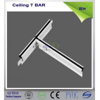 Buy cheap Galvanized T-bar Grid Building Materials product