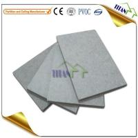Buy cheap 10mm Cement Decoration Board Drywall Non-asbestos Cement Boards product