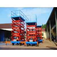 Buy cheap Movable Hydraulic Scissor Lift product
