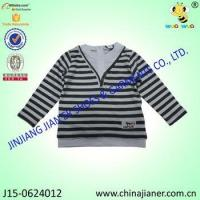 Buy cheap Child T-shirt with Customer Design Long Sleeve Boy Handsome T-shirt product