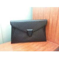 Buy cheap Hot women high quality woven leather hand clutch bags fashion 2015 product