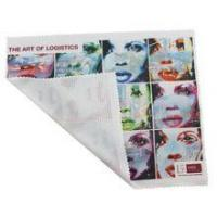 Microfiber Products logo artwork printable custom-made lady face mouse pad