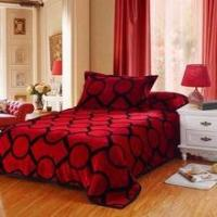 Buy cheap HOT SELLING 100% POLYESTER MATERIAL FLANNEL 3PC SETS product