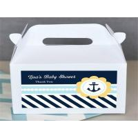 Buy cheap Professional Factory Wholesale Colored Mini Tote Paper Gable Boxes product
