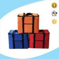 Buy cheap High quality 600D cooler bag,Insulation bags with zipper,aluminium foil cooler bag product