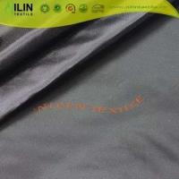 High quality taslon 100% nylon with polar fleece pu coating