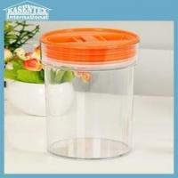 Buy cheap Hot sale glass jar with plasticl id from wholesalers
