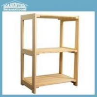 Buy cheap pine bookcase wooden bookshelf from wholesalers