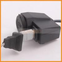 DC 12V Waterproof USB Motor Lighter and Charger 2.1A Motorcycle Accessories
