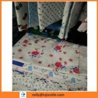 Buy cheap snuggle flannel fabric /100% cotton flannel fabric for baby bedding set product