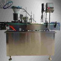Medical Vial Filling and Capping Machine