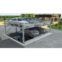 Buy cheap 3 Level Automated Puzzle Parking System with Pit product