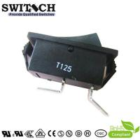Buy cheap R11-51SW1BB good quality paddle switch SPST 2 pins T125 rocker switch product