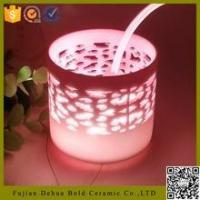 new gift items cheap tealight porcelain candle holders wholesale