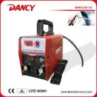 Buy cheap Welding machine family or small repair shop use MMA140 pocket size IGBT welder product