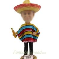 Buy cheap personalised bobbleheads of Vacation product
