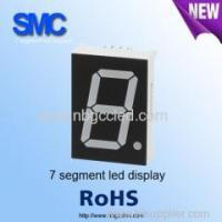 """Buy cheap 0.39"""" single digit green color7 segment LED display manufacturer product"""