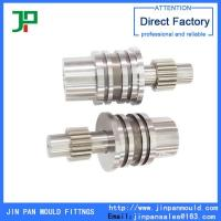 Custom Precision Screw Off Cover Mould Components