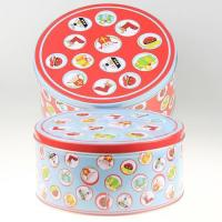 Christmas Item Tin Box SKU# YJ197160250,YJ197160251