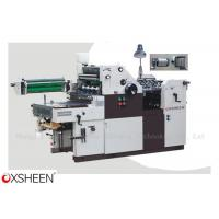 XH47SNP/56SNP/62SNP Single Color Offset Press with Numbering & Perforating