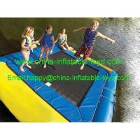 water games amusement water park inflatable water trampoline-WG-012