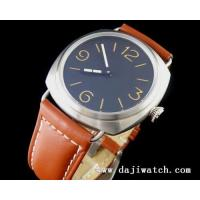 Buy cheap 47mm Marina Militare 47mm Marina Militare brushed case Orange No. Mechanical Watch product