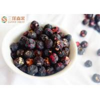 HACCP Certified Freeze Dried Fruit Blueberries Snack Original Fragrance