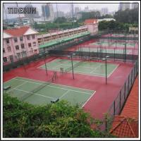 Buy cheap Public Indoor Tennis Courts and Field Club Center Flooring product