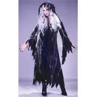 Donut Couples Costumes Adult Spider Web Gauze Ghost Costume