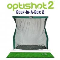 OptiShot Golf In A Box 2 Simulator Package