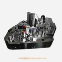 Injection Mold Components Mold Cavity Machining of Automotive Parts