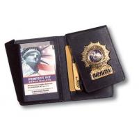 Badge / ID Flip Out Cases Duty Leather Flip Out Badge