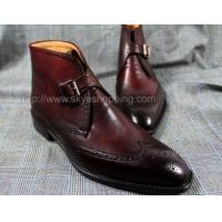 CIEB38 - Leather Boots For Men's Classic /Casual British Style