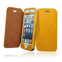 Colorful Leather Flip Case for iPhone 5
