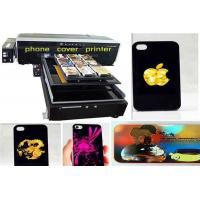 Buy cheap custom mobile phone cover printer for sale product