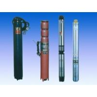 Submersible Motor and Pump