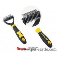 Buy cheap M550 - Yellow Stainless Blades Combing with Bone handle product