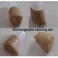 RH-HA-08 Rechargeable Hearing Aid