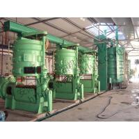 Crushing plant installation site