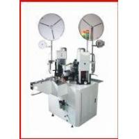 Buy cheap Both sides terminal crimping machine product