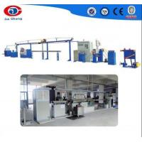 Buy cheap Extremely fine teflon cable extrusion production line product
