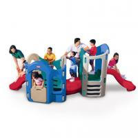 Buy cheap Climbers and Slides 8-in-1 Adjustable Playground product