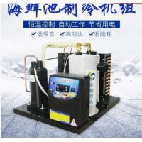 Freshwater sea aquarium seafood breeding thermostatic chillers pond fish tank chillers coolers 1P1.5