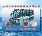 Squid wire beating machine