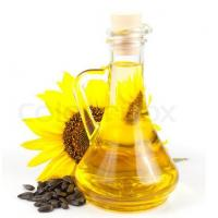 Plastic granule sunflower oil
