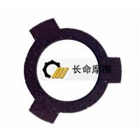 Running friction plate Friction material