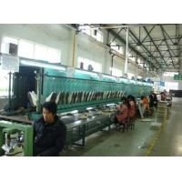 Vulcanized shoes production line