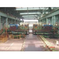 Complete set of equipment of rolling finishing zone