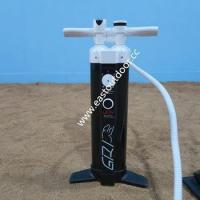 Buy cheap Double tube pump for sport boat, surf board, RIB boat product