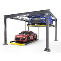 Buy cheap The Car Stack Parking Solutions: Dp004 Model parking lift product